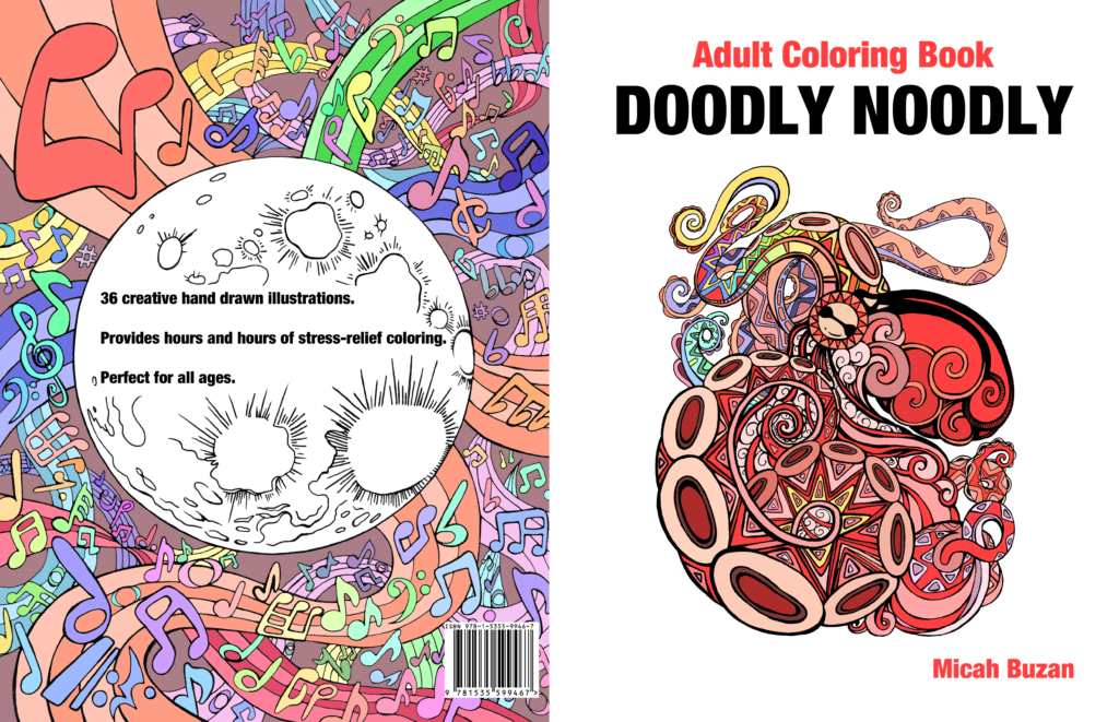 Doodly Noodly cover